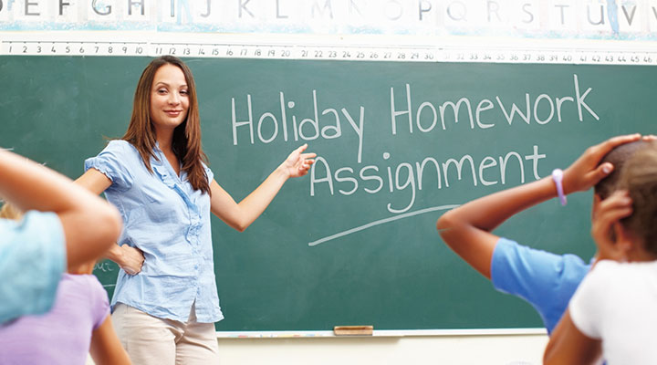 should schools have homework
