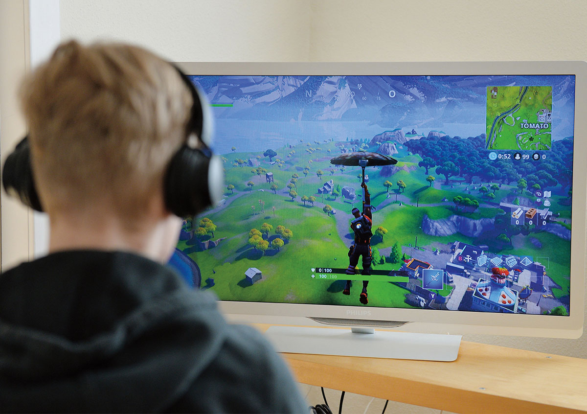 Why Will Fortnite Not Play On My Laptop Debate Is Fortnite Bad For Kids