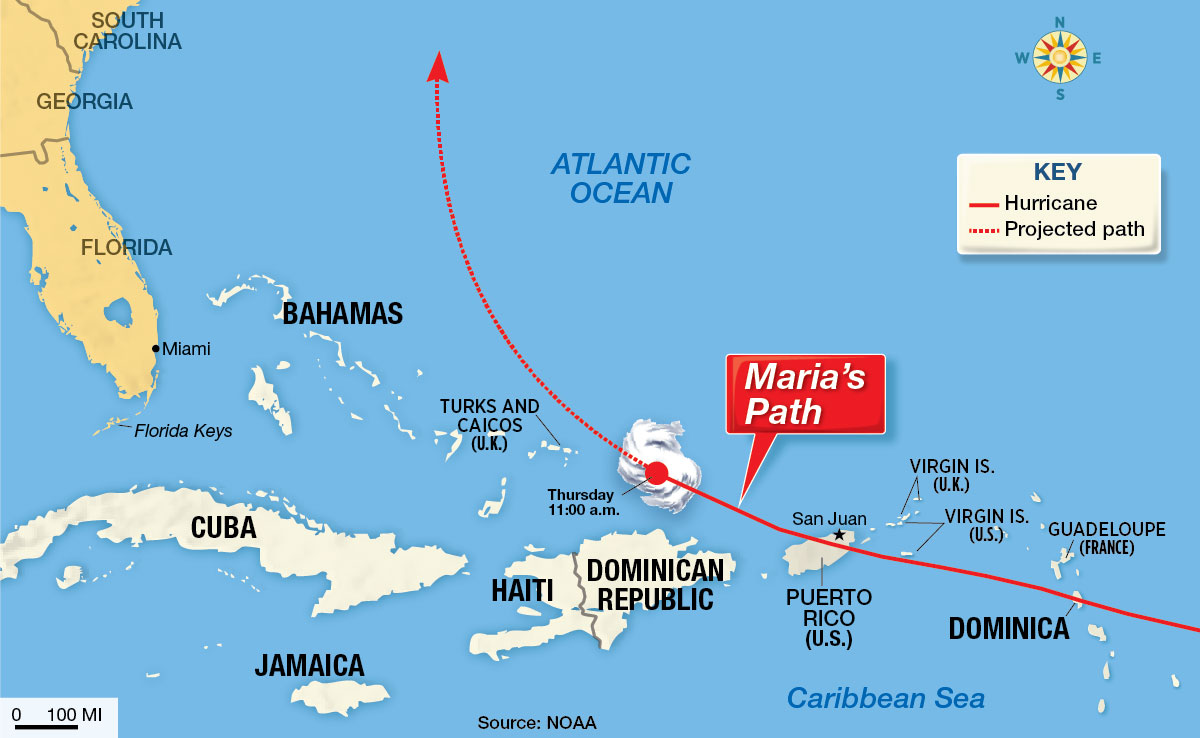 Dominica Caribbean Map Kanto Map Presidential Map - Map of dominica caribbean sea
